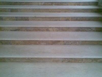Изработка на стъпала от варовик - Изображение 1