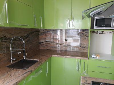 Изработка на кухненски плотове от естествен камък - Изображение 1